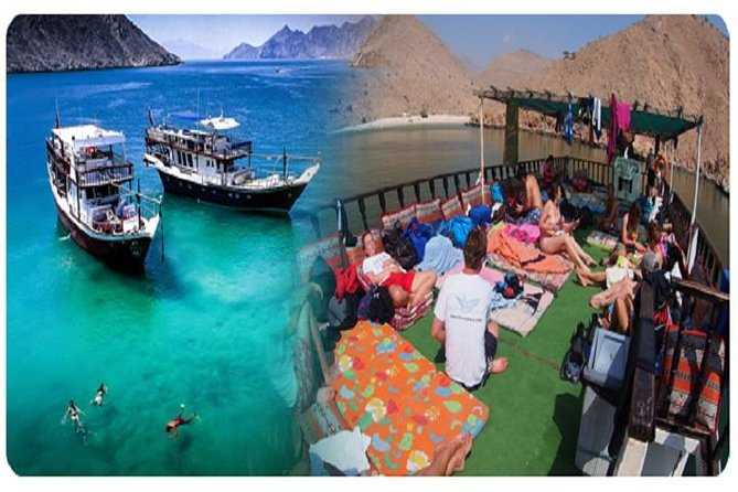 Small-Group Day Trip from Dubai to Musandam, Oman with Lunch