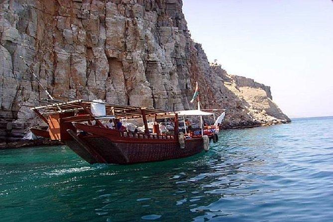 Musandam Trip form Dubai (Shore Excursions)