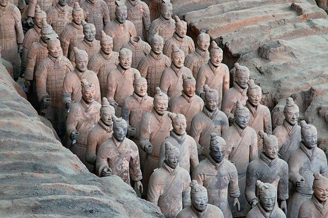1日西安兵馬俑と古代都市ウォールツアー