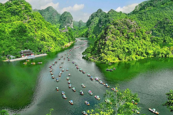 Hanoi to Trang An and Bich Dong Pagoda Day Tour