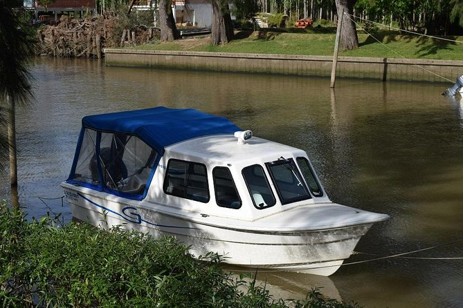 Day Trip to San Isidro and Tigre Delta Private Boat Tour