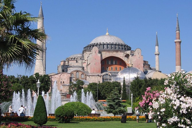 For Individuals and Small Group Best of Walking Tour in Istanbul