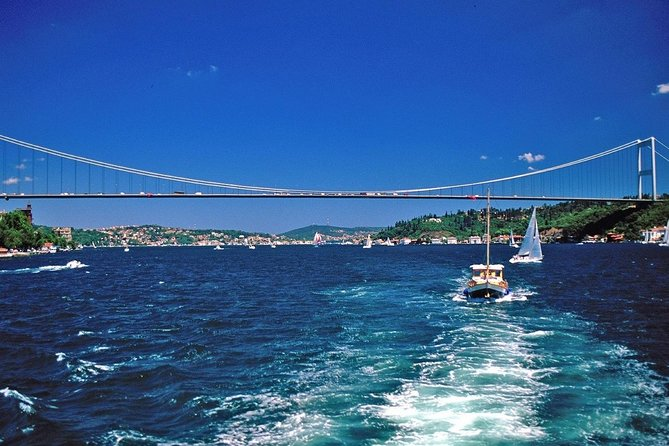 Morning Bosphorus Boat Tour and Afternoon Ottoman Relics Tour in Istanbul with Lunch photo 3