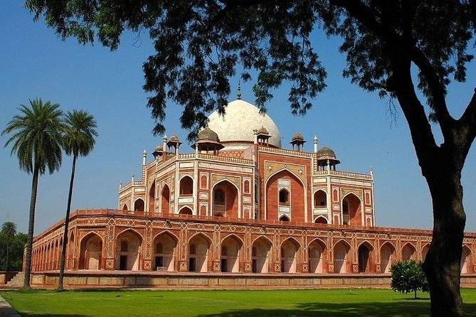 Old and New Delhi Combo Tour