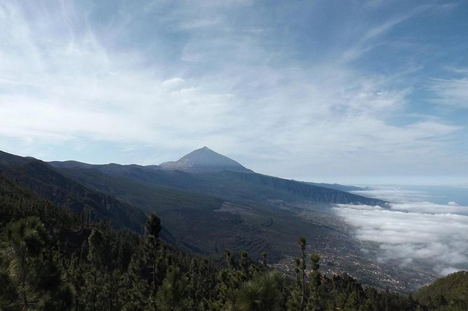 Teide and South of Tenerife
