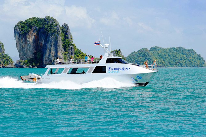 Full-Day Phi Phi Island Tour from Phuket