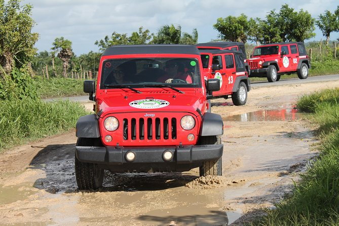 Super Jeep Expedition Tour photo 3