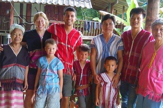 Karen hill tribe Chiang Rai