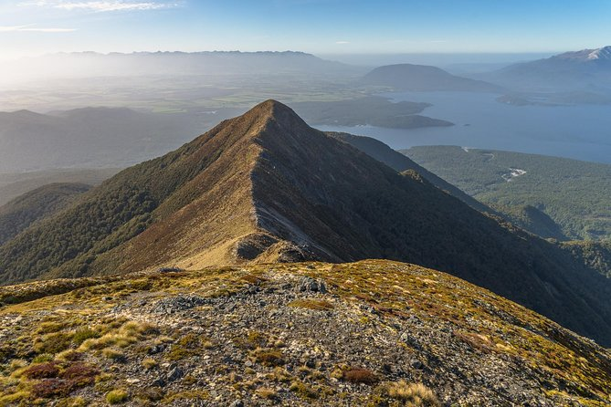 Taste of Fiordland // Helicopter Scenic Flight from Te Anau