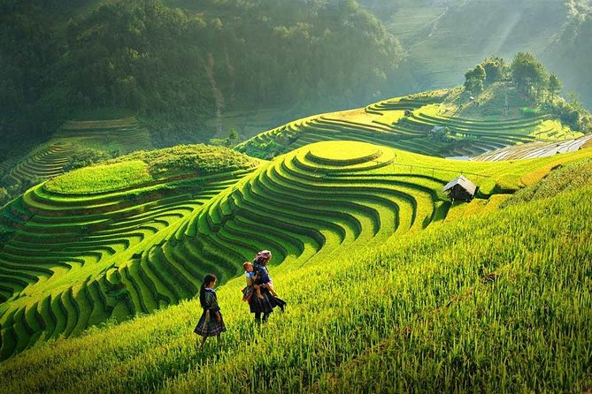 Sapa Valley Half-Day Trek with Y Linh Ho and Cat Cat Villages photo 1