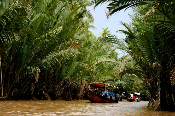 LUXURY Cu Chi Tunnels and Mekong Delta: Full-Day Deluxe Small-Group max 12 pax photo 2
