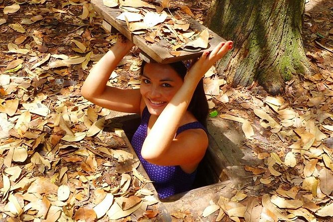 LUXURY Cu Chi Tunnels and Mekong Delta: Full-Day Deluxe Small-Group max 12 pax photo 8