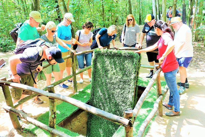 Full Day - Cao Dai Temple and Cu Chi Tunnel Tour