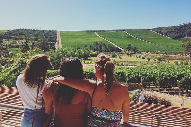 Wine Beer and Biltong Safari - Stellenbosch