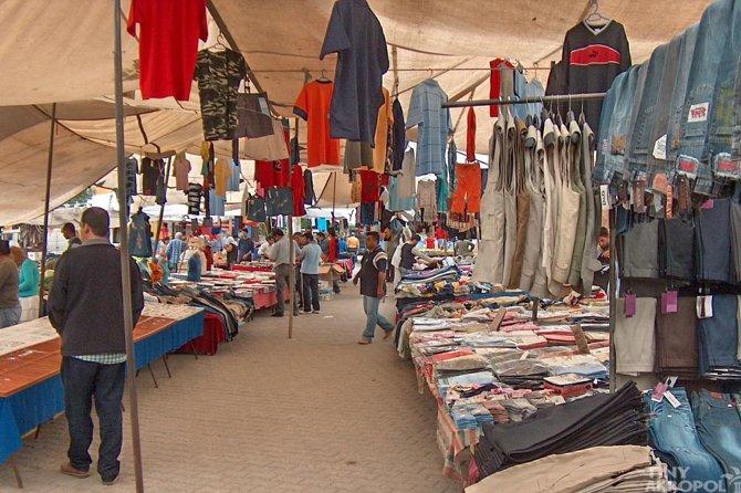 Fethiye Market, Kaya Village & Oludeniz From Sarigerme