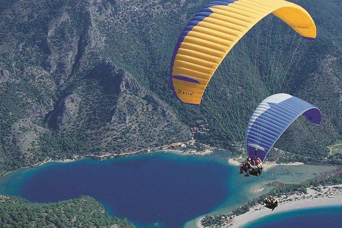 Dagtrip naar Fethiye Saklikent en Oludeniz (Blue Lagoon) vanuit Marmaris