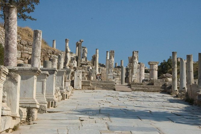 Ephesus and Pamukkale 2 Day Trip from Marmaris and Icmeler