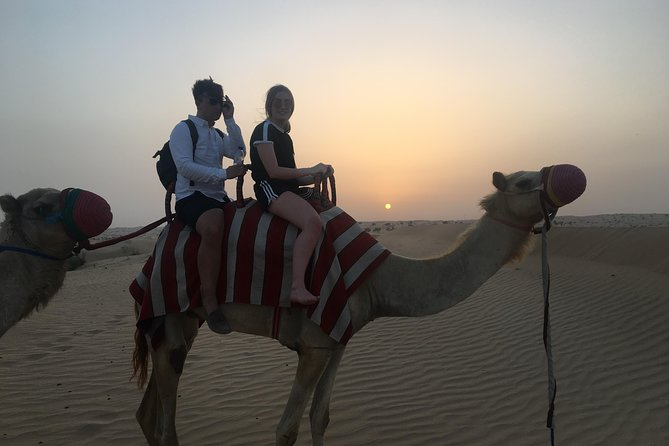 Private Desert Safari Dubai 4x4 Vehicle for 1 to 10 people