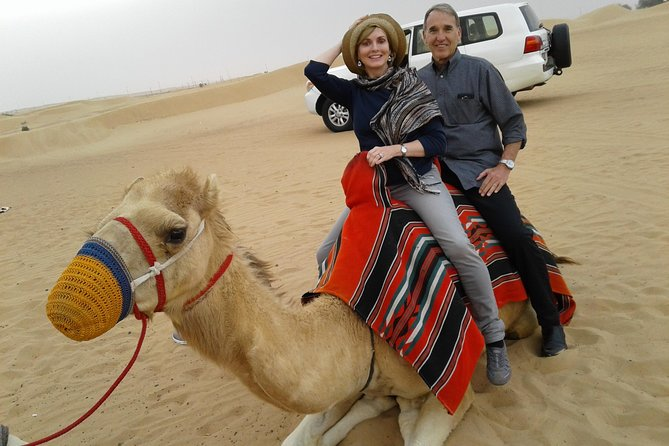 Morning Desert safari Dubai Private Basis for 1 to 5 people