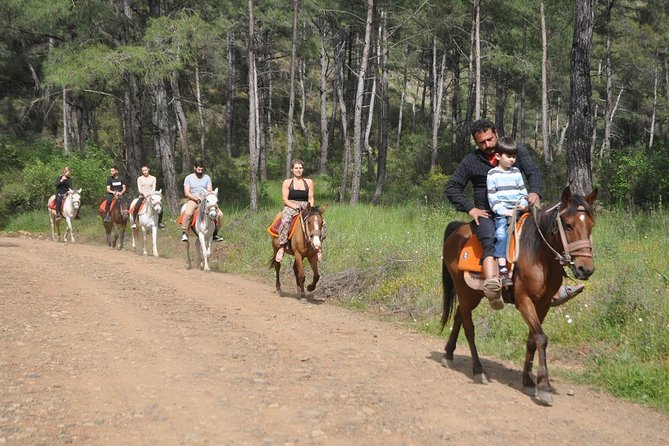 Horse Riding From Fethiye 2019
