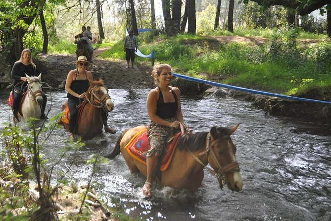 Horse Riding around Titreyengol and Sorgun Pine Forest