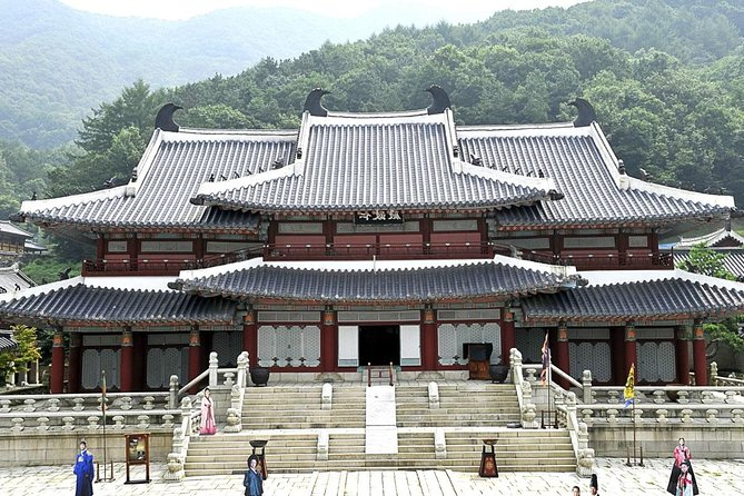 MBC Dramia (Korean Historical drama location)