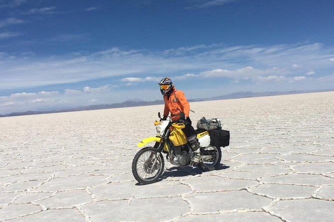 Motorcycle Tours 1 day salar.