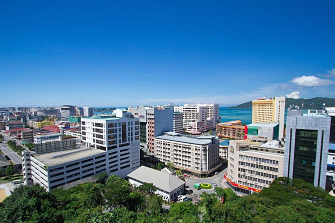 Kota Kinabalu City Day Tour & Filipino Market Shopping