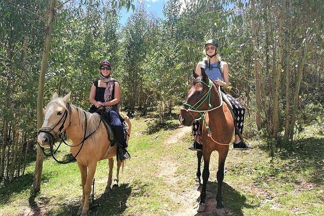 Horseback Riding Full Day Around Sacsayhuaman