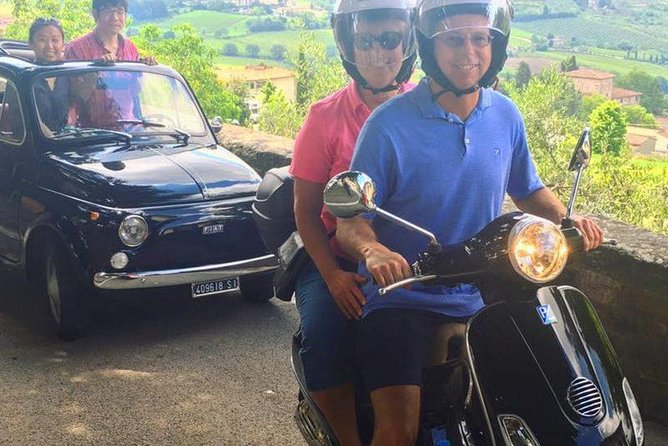 Vespa tour in Maremma