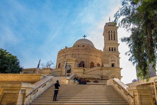 The Iconic Islamic sites & Coptic Cairo Old churches & Synagogue Full-day tour