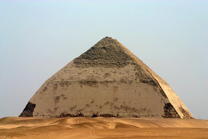 Saqqara, Memphis, and Dahshure Day Tour from Cairo or Giza