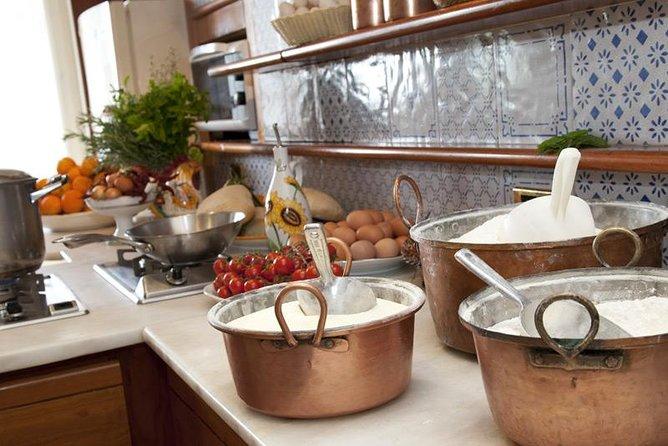 Pastry Lesson at a Farmhouse on the Amalfi Coast