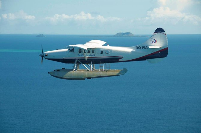 Full Day Seaplane Tour from Nadi Airport to Nanuya Island Resort Yasawa Islands