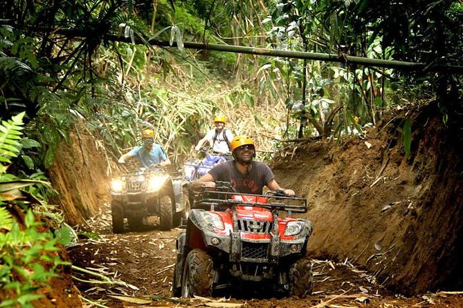 Jungle ATV QUAD Bike Ride with complimentary Lunch