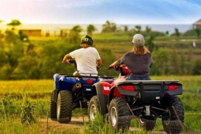 ATV QUAD Bike Ride with complimentary Lunch