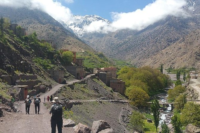 Imlil valley day trip - Atlas Mountains