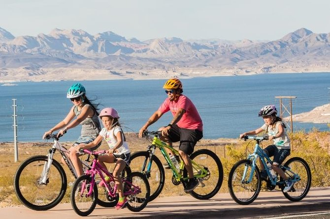Scenic Bike Tour of Hoover Dam and Lake Mead from Las Vegas