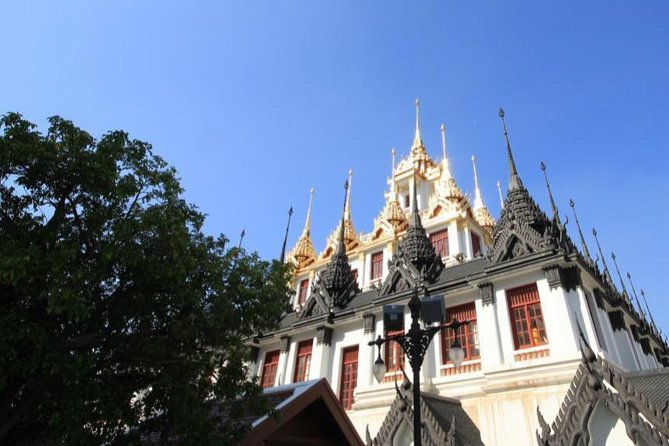 Old Bangkok City Walking Tour