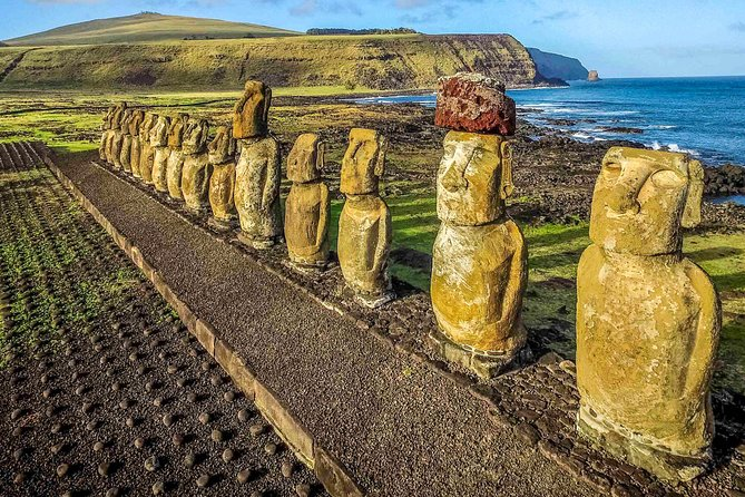 Private Full-Day Easter Island Moai Monuments Tour