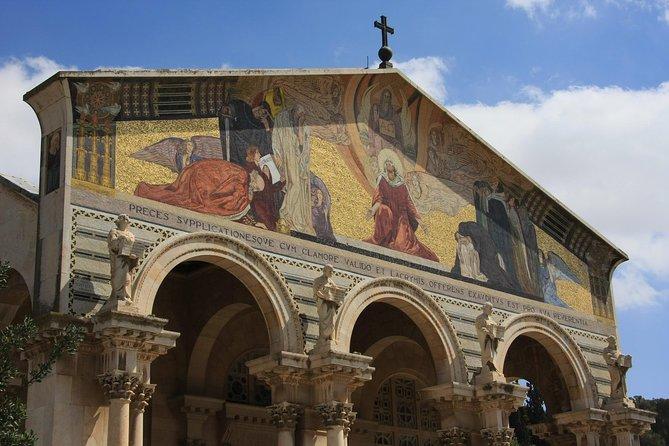 Jerusalem Biblical Tour Footsteps of Jesus from Jerusalem