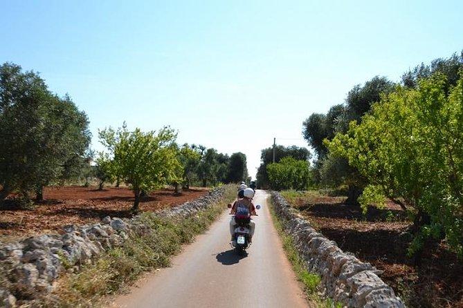 Valle D'Itria Vespa Tour