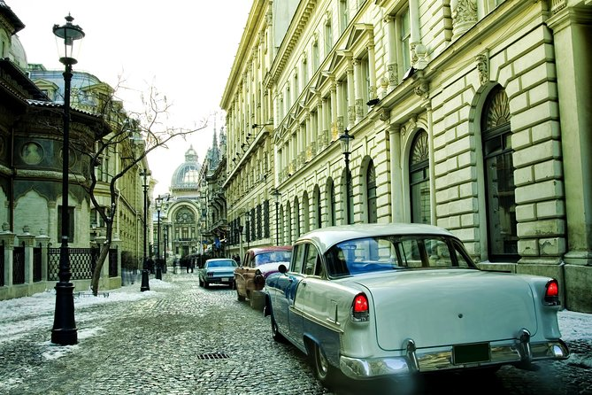 The Ashes of Communism - Bucharest Private Tour