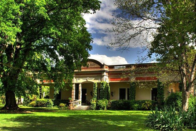 Día de gaucho en la estancia El Ombú de Areco desde Buenos Aires, Buenos Aires, ARGENTINA