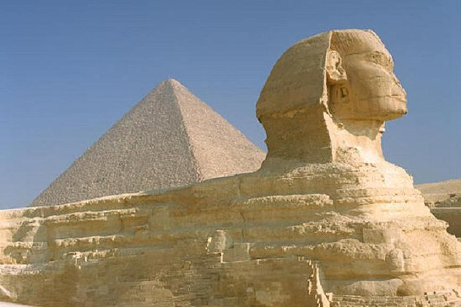 Multi-Day Sites of Giza and Cairo City Tour plus Egyptian Antiquities Museum