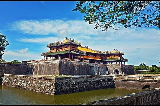 HUE Imperial Palace,Royal King Tomb,Perfume River via HAI VAN PASS,Lang Co Beach