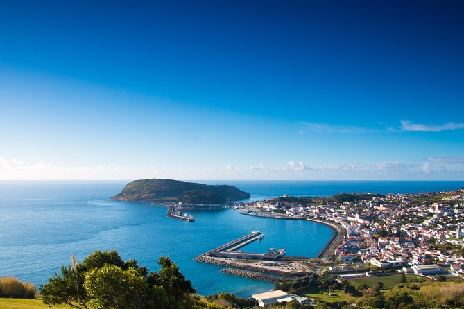 Half-Day Faial Island Tour from Horta