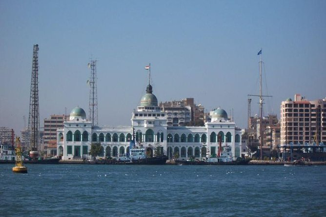 Cairo Overnight Tour from Port said