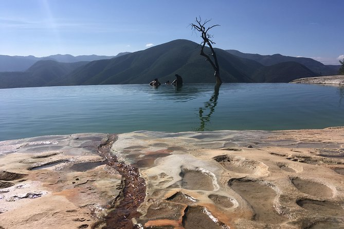 Hiking to Hierve el agua and Mezcal distillery photo 3