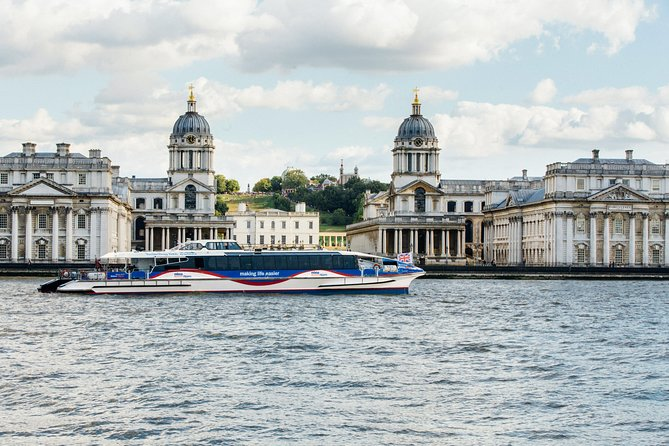 The Painted Hall and Thames Clippers River Roamer: Hop On Hop Off Pass photo 3